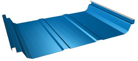 commercial standing seam panel